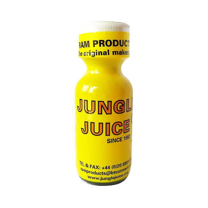 Jungle Juice Yellow